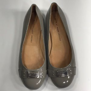 Marc by Marc Jacobs Patent Leather Flats
